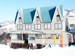 湯沢スキー場個室寮費無料